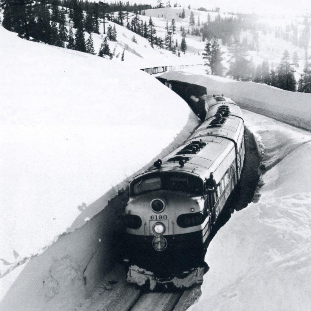 Donner Pass by John R. Signor