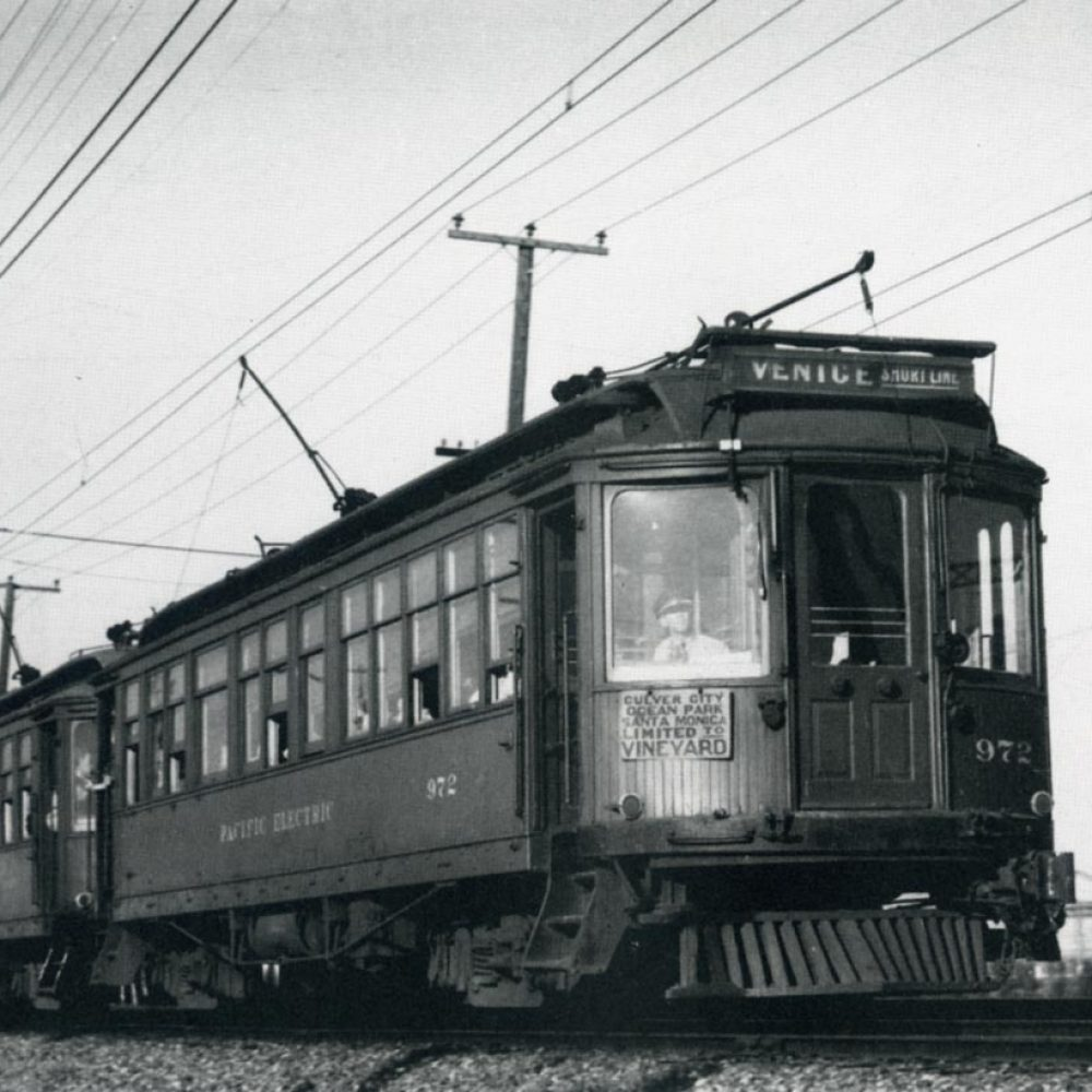 Pacific Electric Railway Volume 4: Western District by Donald Duke