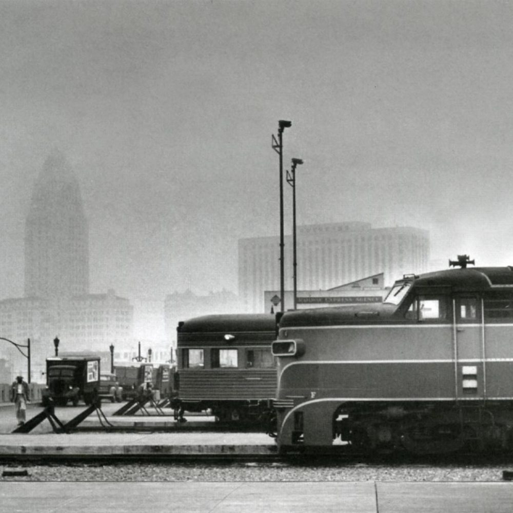 Southern Pacific in Los Angeles by Larry Mullaly and Bruce Petty