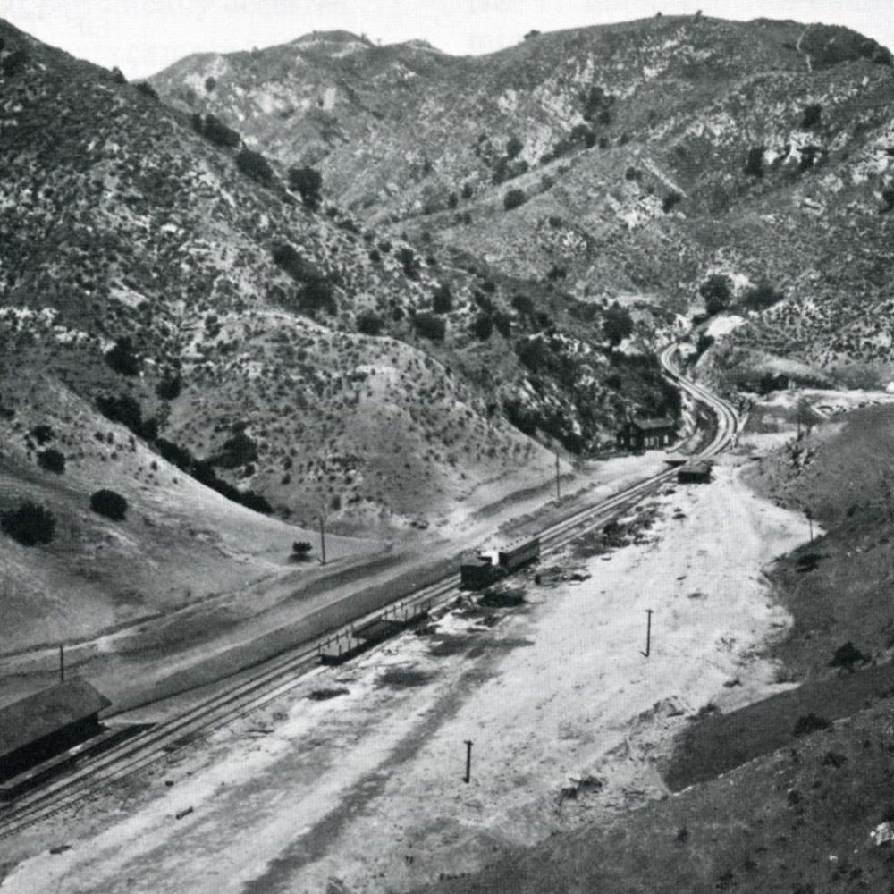Tehachapi by John R. Signor