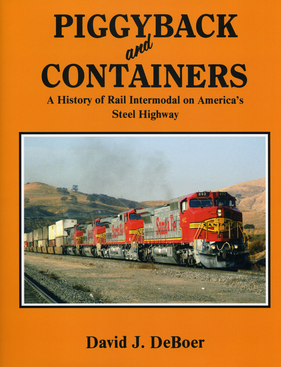 Piggyback And Containers By David J Deboer Golden West