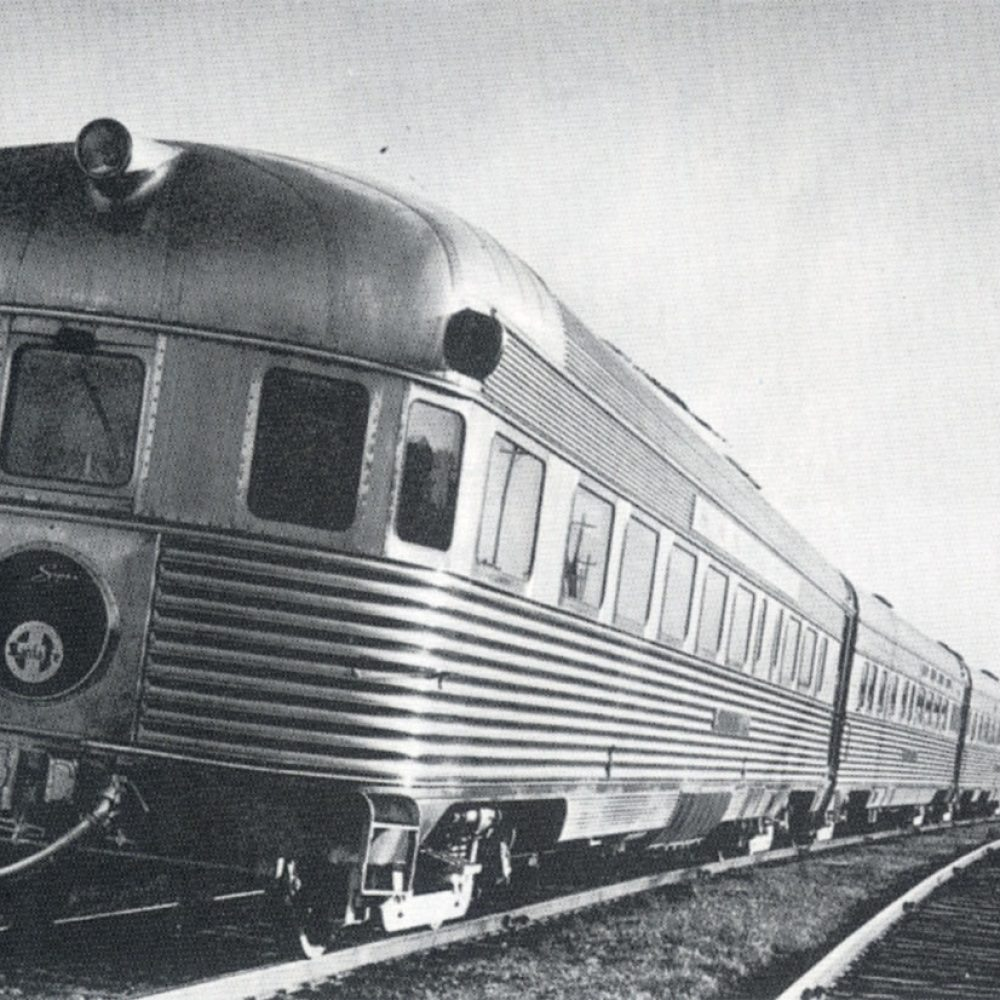 The Super Chief: Train of the Stars by Stan Repp