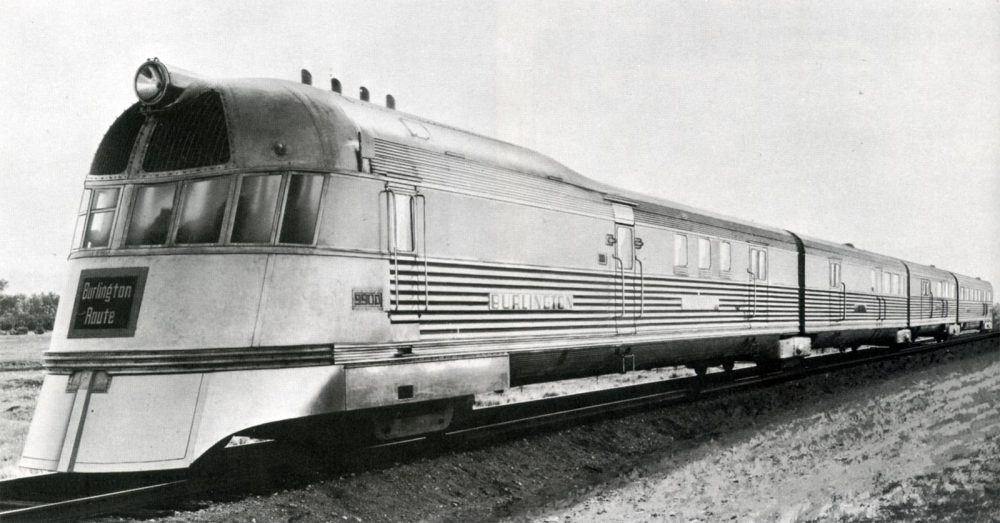 The Streamline Era by Robert C. Reed