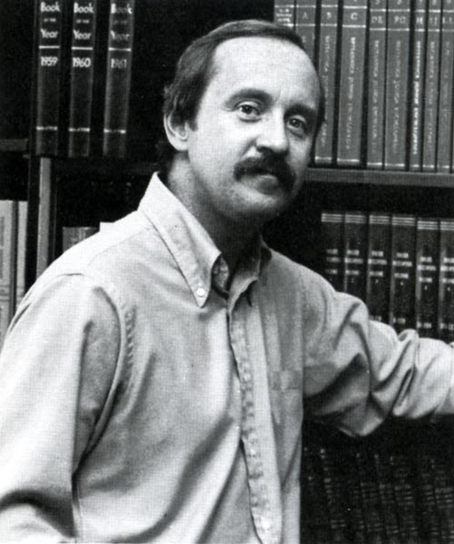 Robert C. Reed, author of The Streamline Era