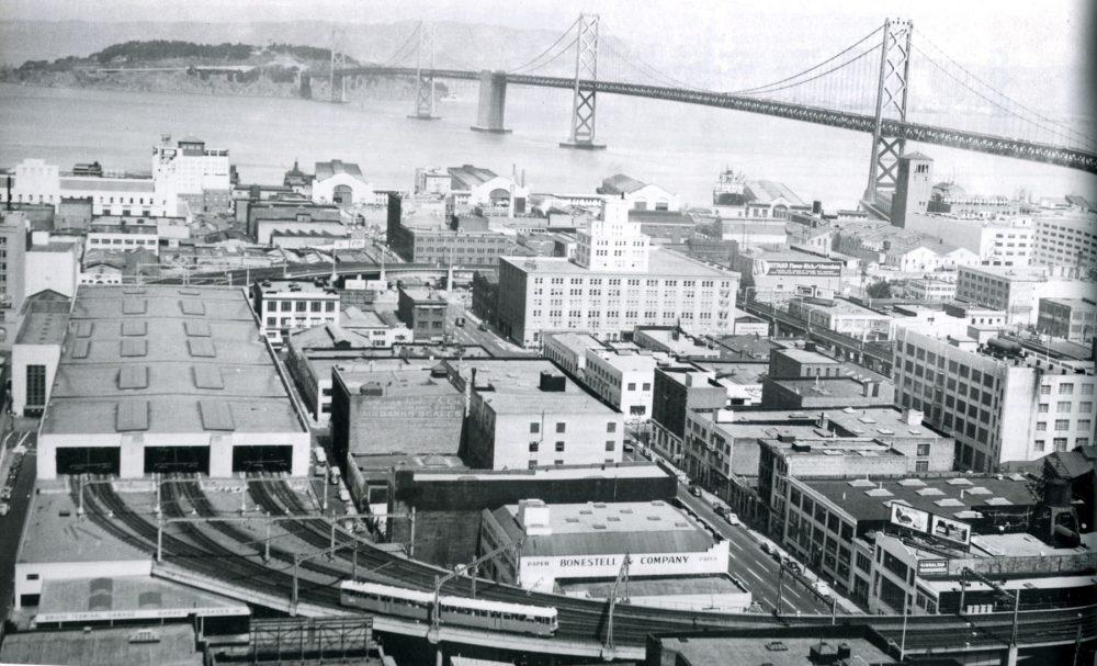 Electric Railways Around San Francisco Bay Volume 1 by Donald Duke